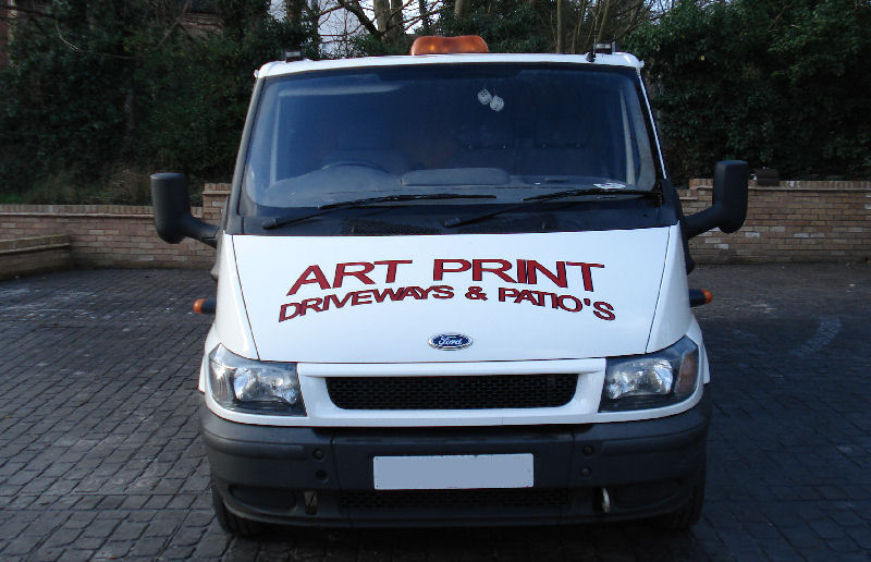 Artprint Concrete - Based in Telford, Shropshire